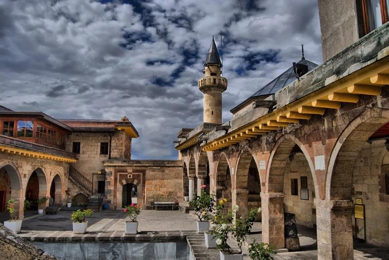 Haci Bektas Turkey  Haci Bektas Veli Museum