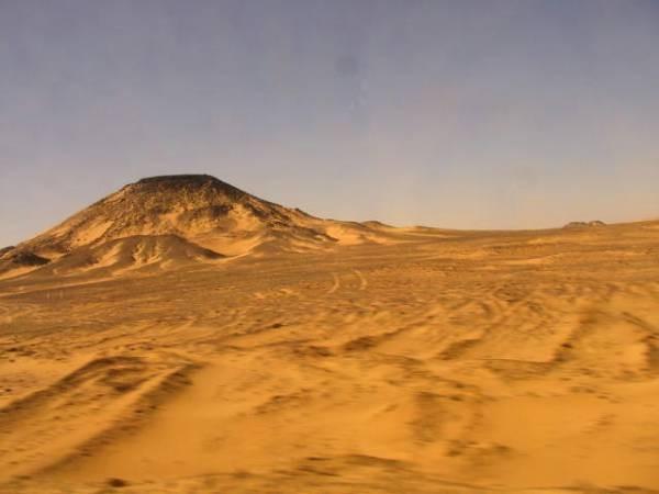 El Desierto Negro