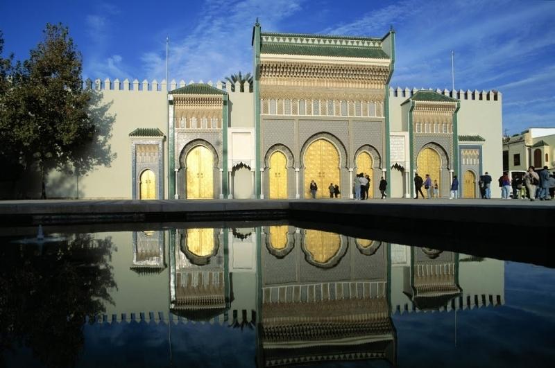 Palácio Real - Casablanca