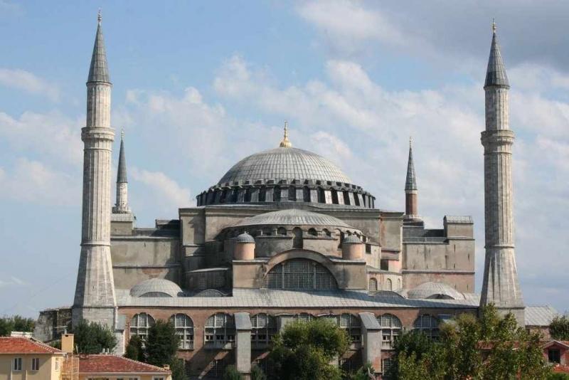 Hagia Sofia - Istanbul