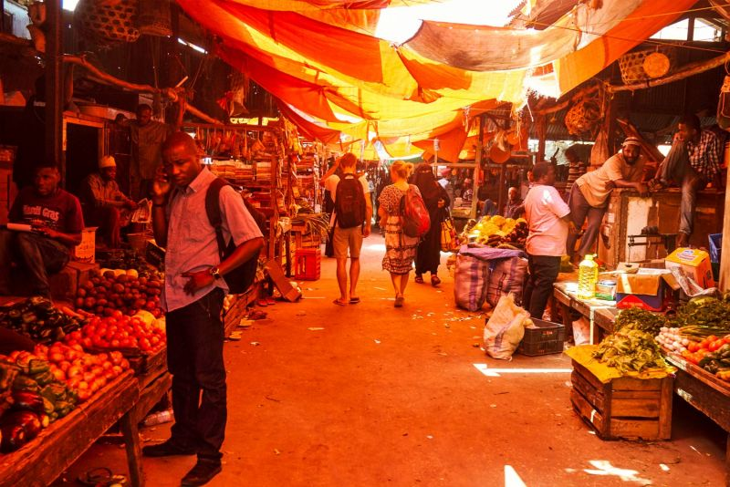 Explore The Maasai Market