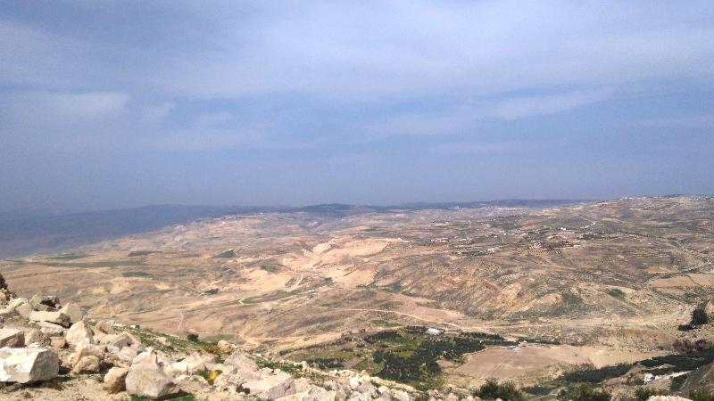 Nebo Mount.