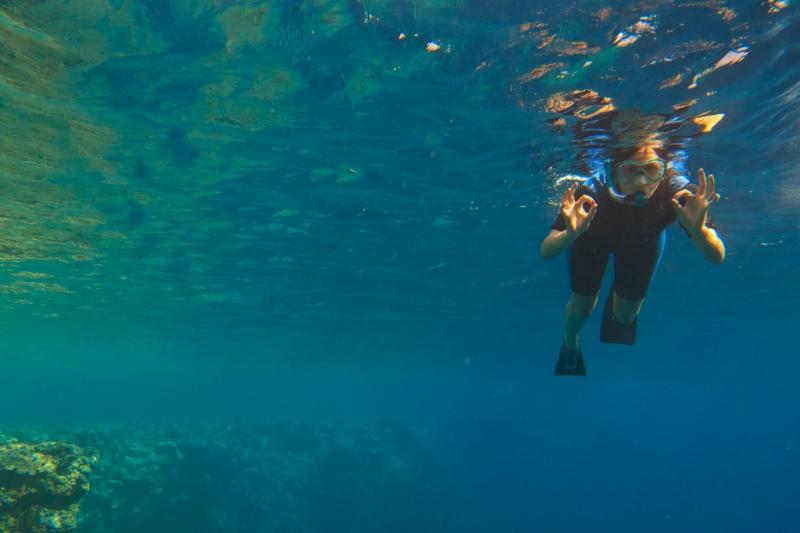 Snorkeling al Mar Rosso