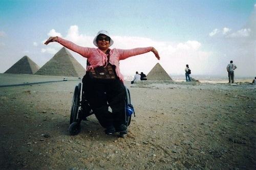 Rollstuhlreise Kairo mit Nilkreuzfahrt