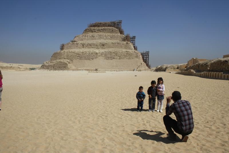 Piramide di Zoser