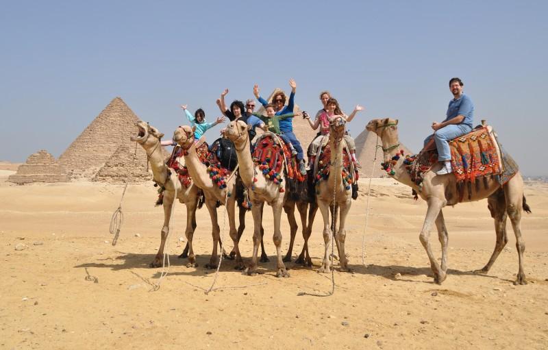 Транзитная Экскурсия по Каиру