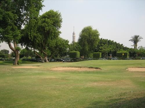 The Gezira Club - Cairo