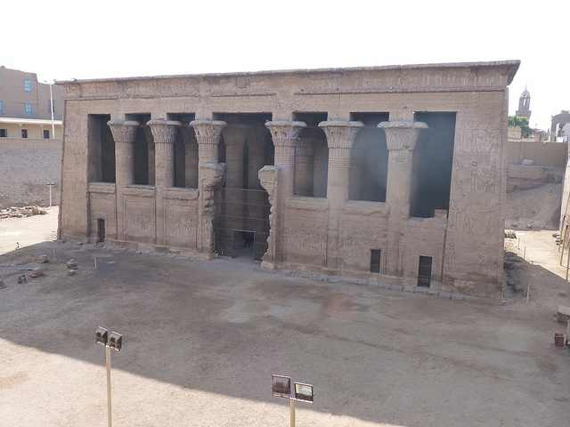 Hathour Temple at Dendera