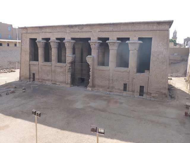 Hathour Temple at Dendera