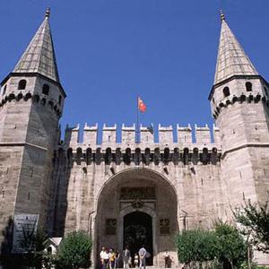 İstanbul-Topkapı Palace