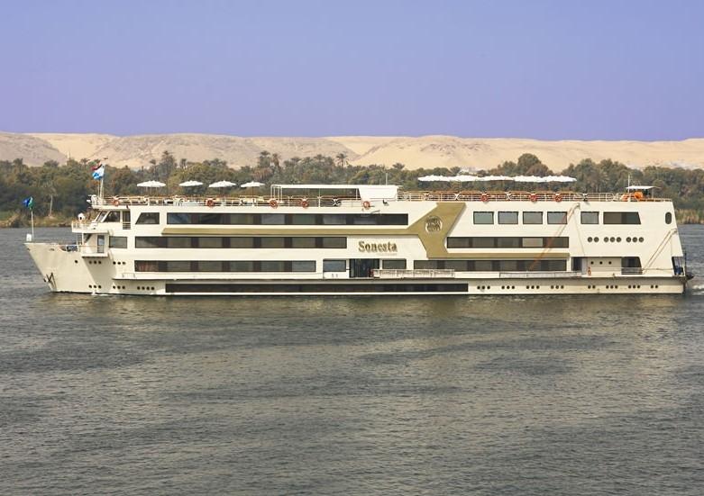 Nile Goddess Nile Cruise