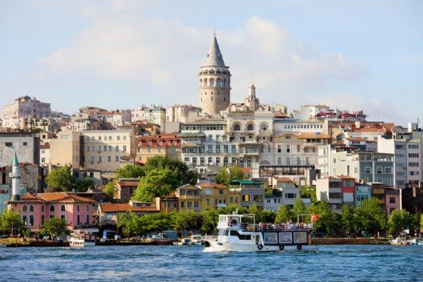 Galata District, Istanbul