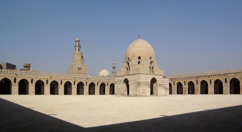 La Moschea di Ibn Tulun, Cairo