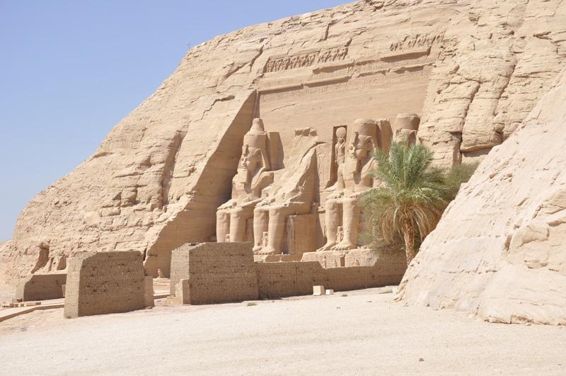 Abu Simbel Temple, Lake Nasser