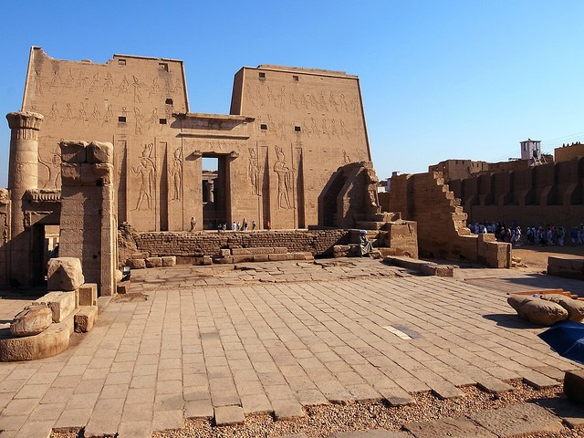 Horus Temple in Edfu