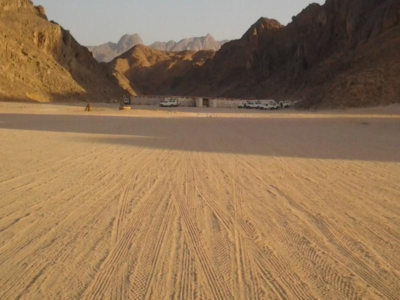 Marsa Alam Desert Safari