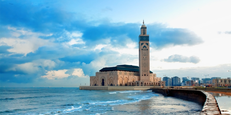 Tanger en Marruecos