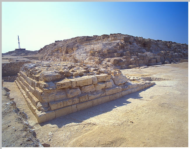 Djedefre Pyramid | Abu Rawash