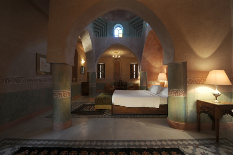Suite for Extra Bed at Hotel Al Moudira