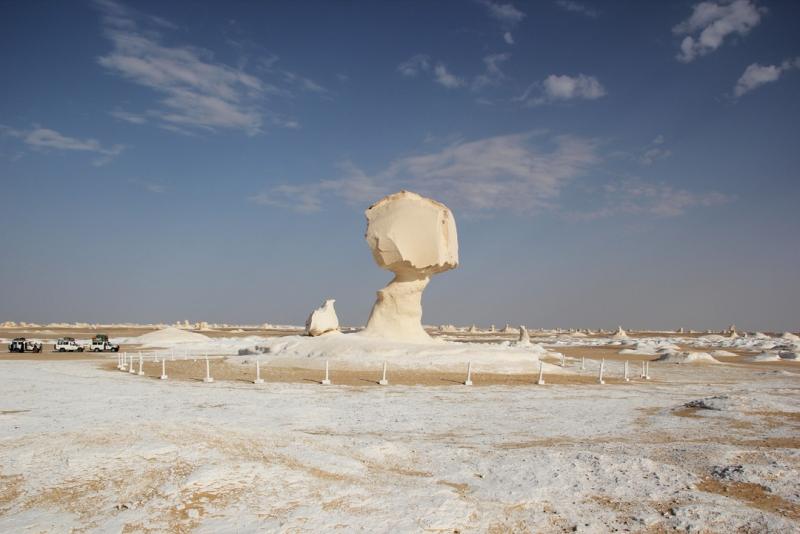The Marvelous White Desert