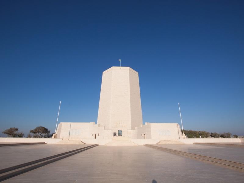 Sacrario Militare Italiano, El Alamein