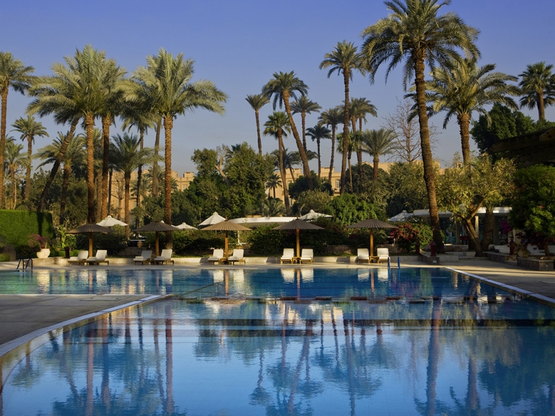 Sofitel Winter Palace Hotel Luxor