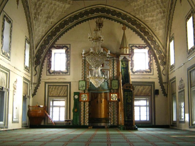 La Mosquée Isa Bey à Selçuk et le Temple d'Artémis