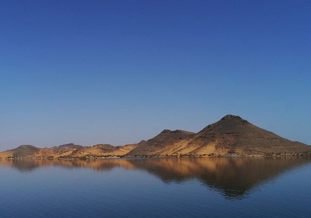 Lake Nasser Egypt