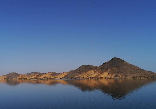 Lake Nasser Egypt