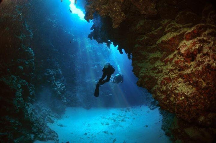 Snorkeling al Blue Hole di Dahab