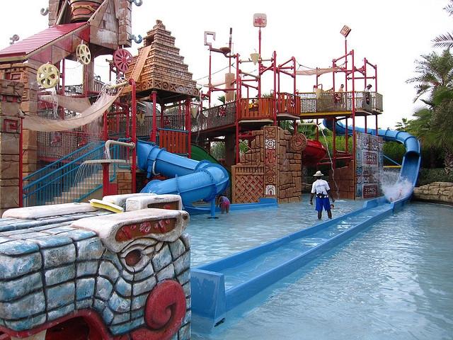 Aquaventure Water Park