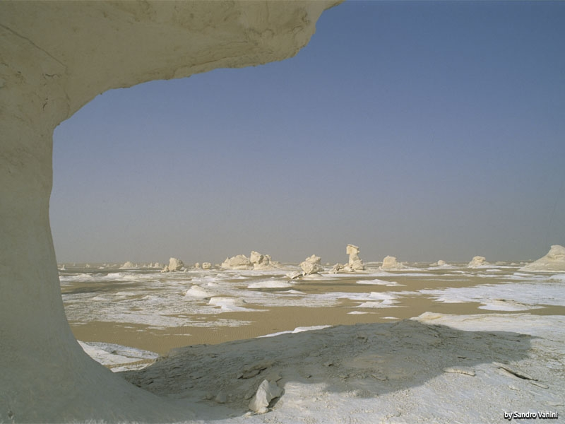 Egypt White Desert, Western Desert