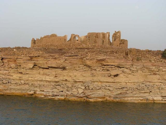 Qasr Ibrim Ancient Fortress