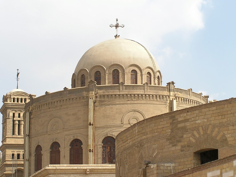 Saint George Church, Old Cairo