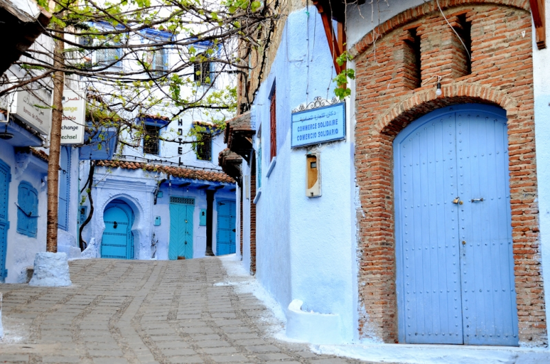 Nature of Chefchaouen