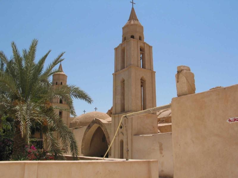 Monastery of Saint Macarius, Wadi El Natrun