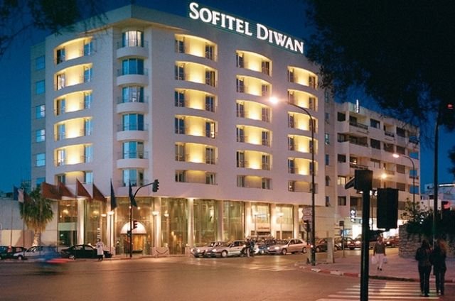 Diwam Hotel in Rabat