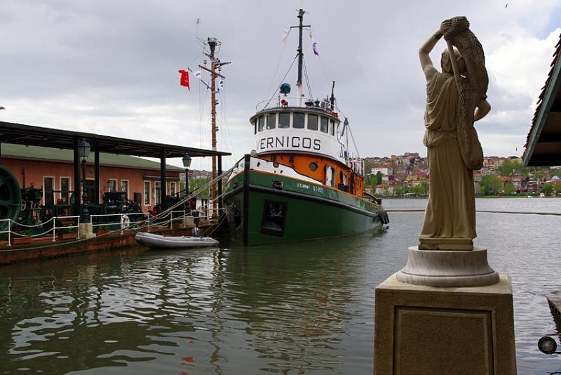Rahmi Koc Museum Turkey