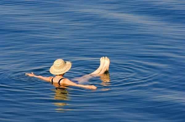 O Mar Morto, Jordânia