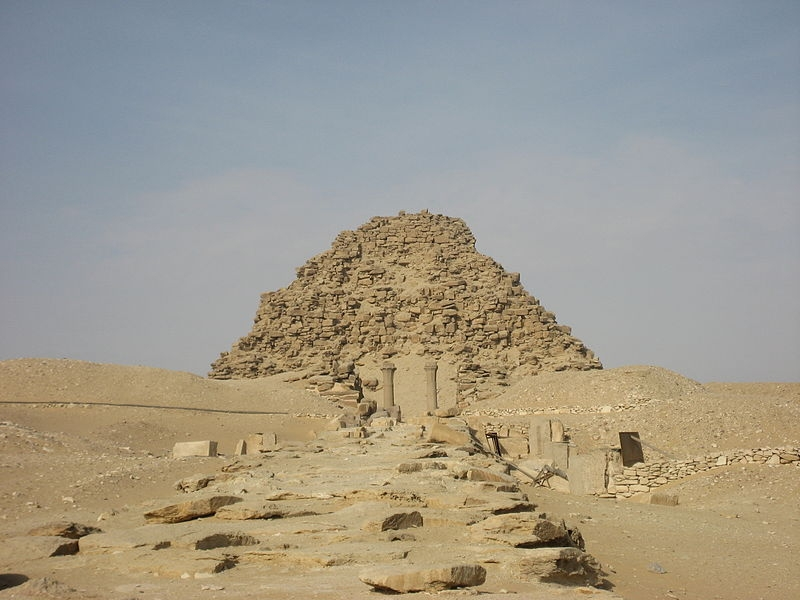 Pyramid of Sahure