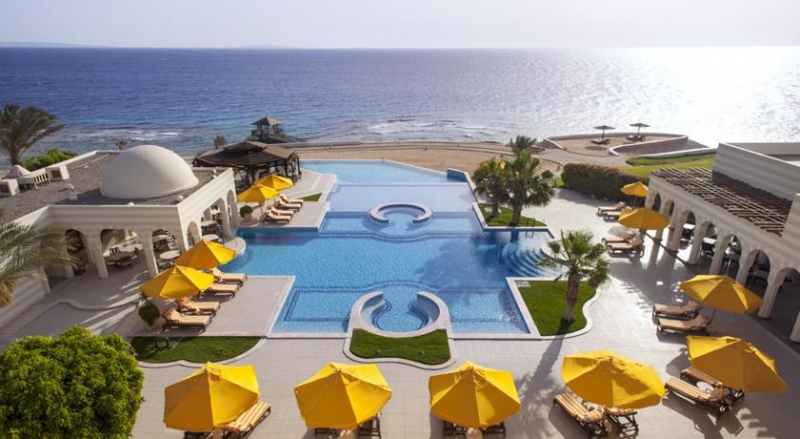 The Oberoi Sahl Hasheesh Pool, Red Sea