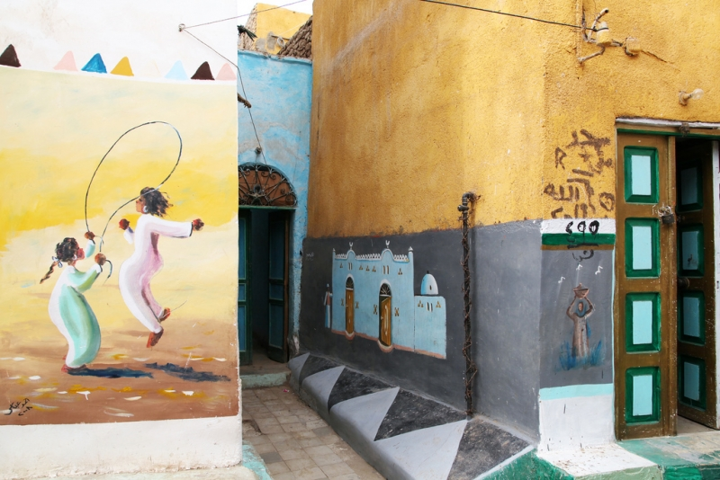 Nubian Villages, Aswan