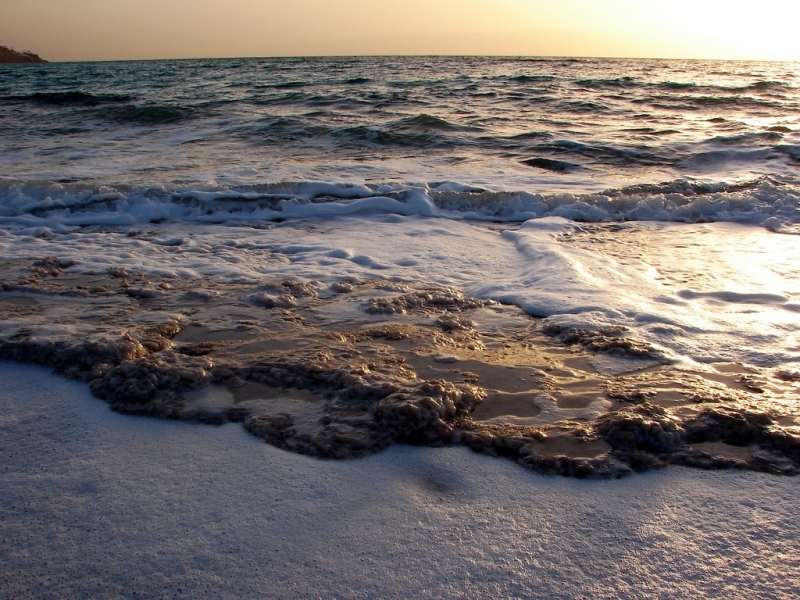 Onde del Mar Morto