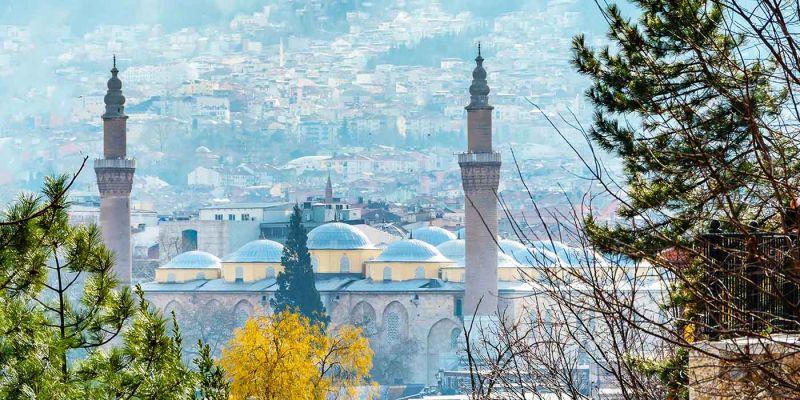 Tudo sobre Bursa