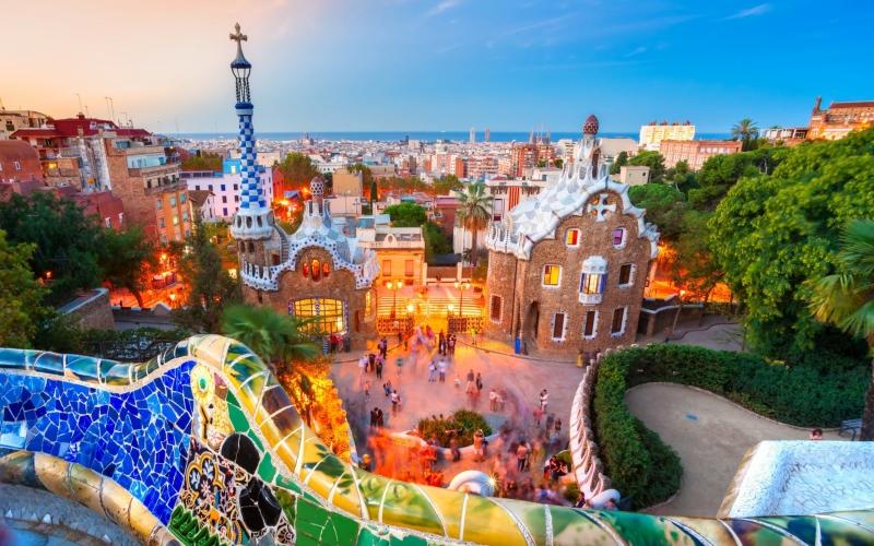 Amazing Spain View