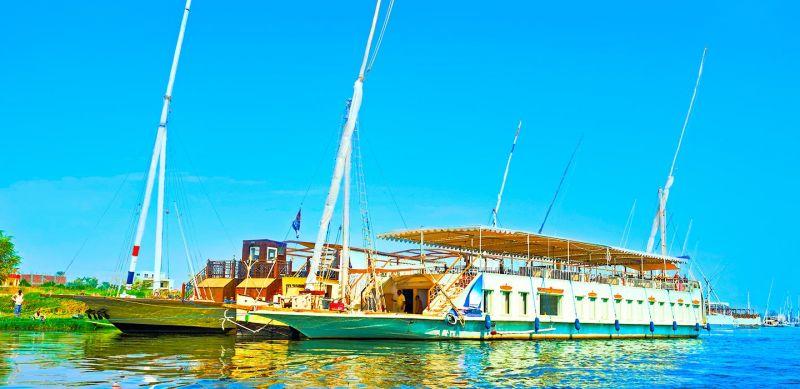 Cairo To Luxor Nile Cruise