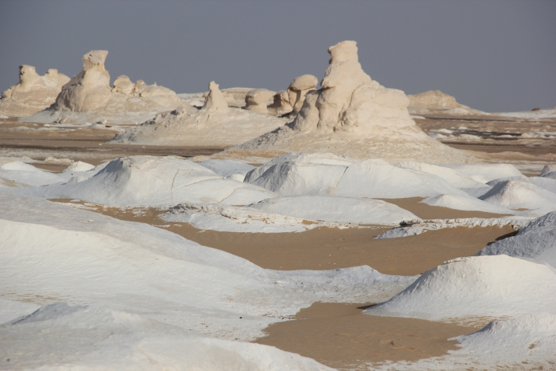 Beauty of White Desert