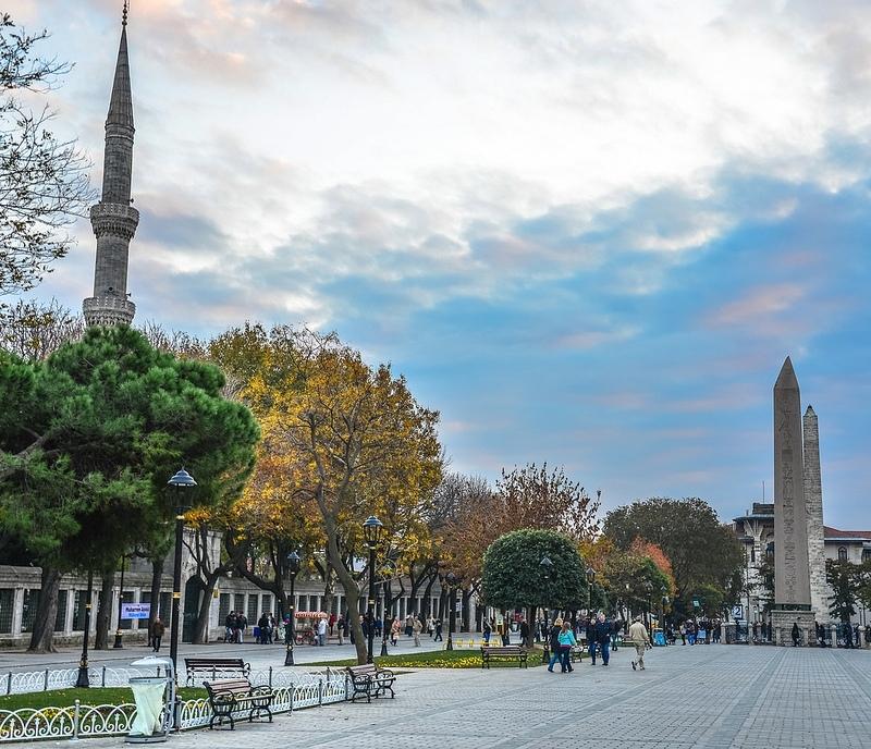 Praça do Hipódromo, Istambul