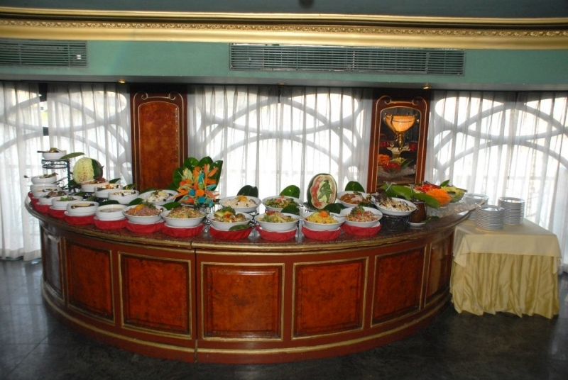 Jantar em Cruzeiro Nilo