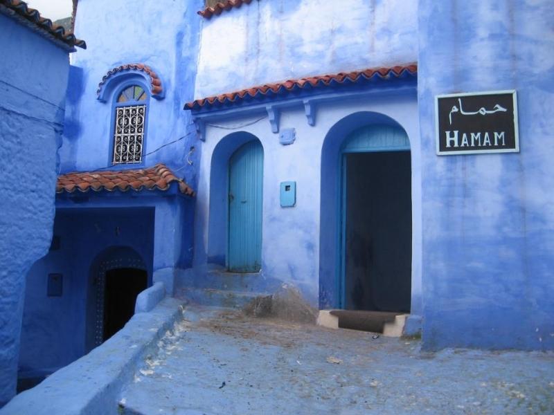 Chefchaouen Tour ab Tangier Port